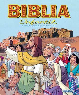 Biblia Infantil 9788430543052