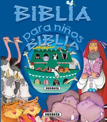 Biblia Para Ninos [With CD (Audio)] 9788430571116
