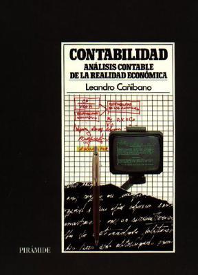 Contabilidad - Analisis Contable de La Realidad Economica 9788436803853