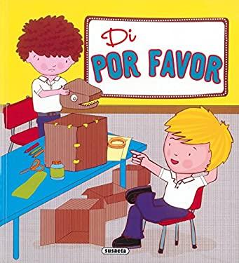 DI POR FAVOR (BUENOS MO - Susaeta Ediciones