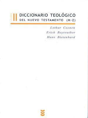 Diccionario Teolsgico del Nuevo Testamento III-IV 9788430113903