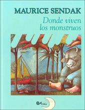 Donde Viven los Monstruos = Where the Wild Things Are 8297776