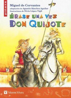 Erase Una Vez Don Quijote 9788431678494