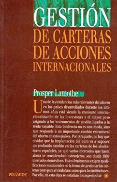 Gestion de Carteras de Acciones Internacionales 9788436813364