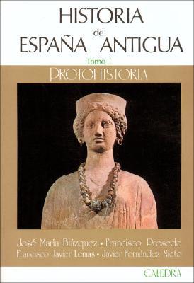 Historia de Espana Antigua - Tomo 1 9788437602325