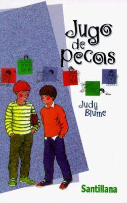 Jugo de Pecas = Freckle Juice 9788437219295