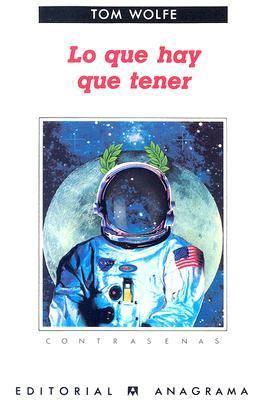 Lo Que Hay Que Tener 9788433912336