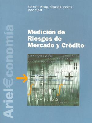 Medicic'n de Riesgos de Mercado y Credito 9788434445062