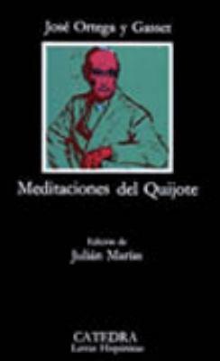 Meditaciones del Quijote 9788437604817
