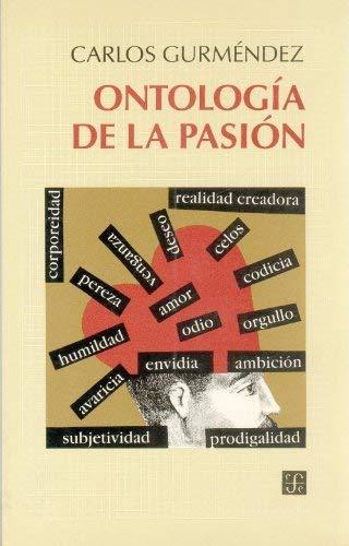Ontologia de La Pasion 9788437504223