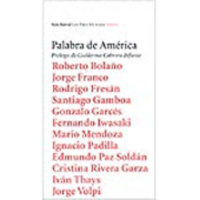 Palabra de America / Words from America