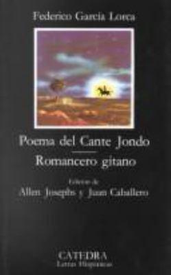 Poema del Cante Jondo; Romancero Gitano 9788437601144