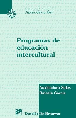 Programas de Educacion Intercultural 9788433012586