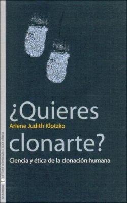 Quieres Clonarte? 9788437062969