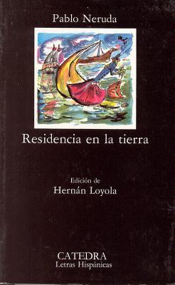 Residencia En La Tierra 9788437607078
