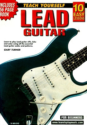 Teach Yourself Lead Guitar: For Beginners: 10 Easy Lessons [With Booklet in Case]