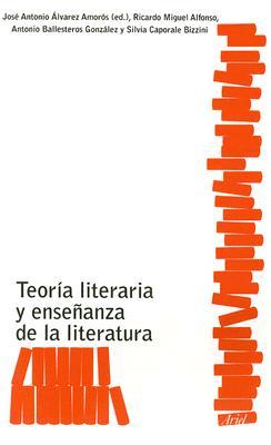 Teoria Literaria y Ensenanza de la Literatura 9788434425064