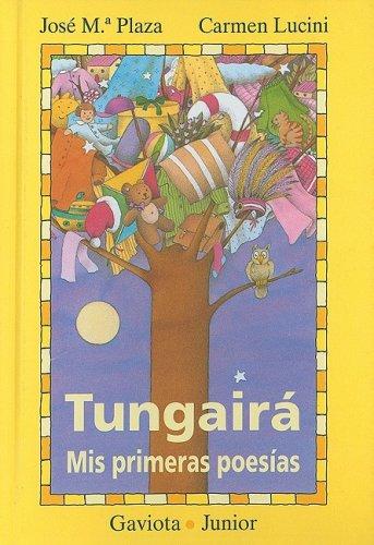Tungaira: Mis Primeras Poesias