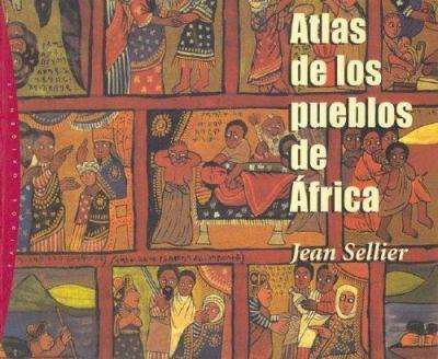 Atlas de Los Pueblos de Africa 9788449317163
