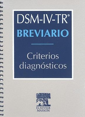 Breviario: Criterios Diagnosticos 9788445811047