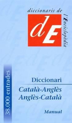 Diccionari Manual Catala-Angles, Angles-Catala 9788441215160