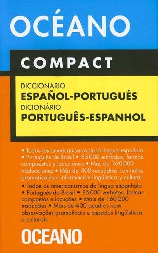 Diccionario Espanol-Portugues/Dicionario Portugues-Espanhol 9788449427350