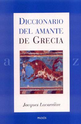 Diccionario del Amante de Grecia 9788449313134