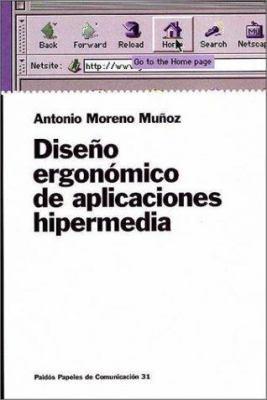 Diseno Ergonomico de Aplicaciones Hipermedia 9788449309847