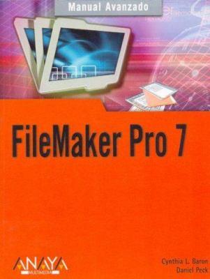 FileMaker Pro 7 9788441519459