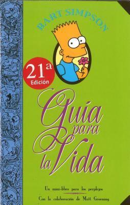 Guia Para la Vida Bart Simpson 9788440672476