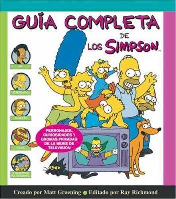Guma Completa de Los Simpson 9788440688446