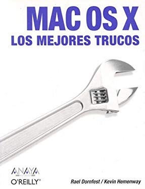 Mac OS X: Los Mejores Trucos 9788441516496