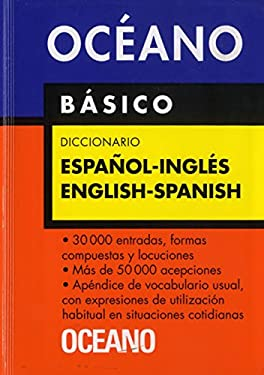 Oceano Basico Diccionario: Esapnol-Ingles/English-Spanish 9788449420313