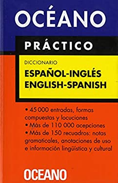 Oceano Practico Diccionario: Espanol-Ingles/English-Spanish 9788449420511