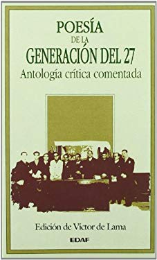 Poesia de La Generacion 27-Antog.Cri.Co. 9788441402393