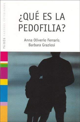 Que Es La Pedofilia? 9788449316371