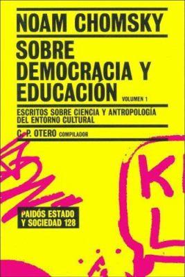 Sobre Democracia y Educacion 9788449317095