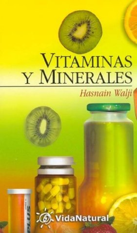 Vitaminas, Minerales y Suplementos Dieteticos 9788441413535