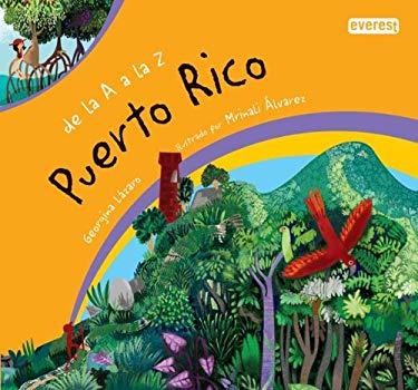 de La A A La Z Puerto Rico: From A to Z Puerto Rico 9788444146867