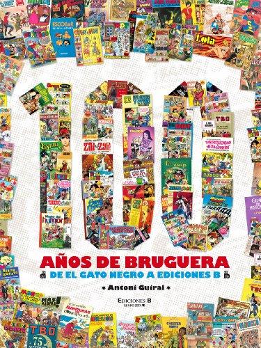 100 Anos de Bruguera 9788466638166