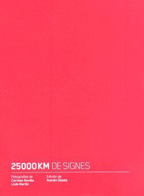 25000 Km de Signes 9788461175758
