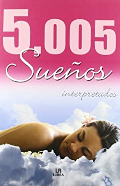5005 Sueos Interpretados 9788466212700