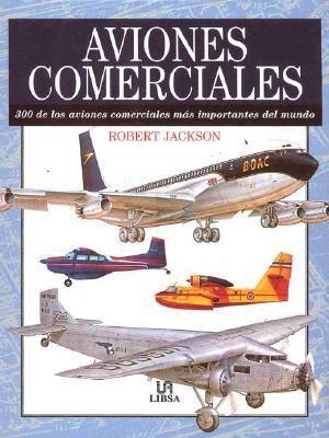 Aviones Comerciales 9788466205344