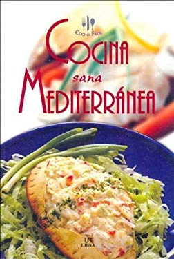 Cocina Sana Mediterranea 9788466204347