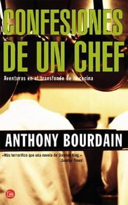 Confesiones de un Chef = Kitchen Confidential 9788466308953