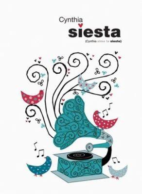 Cynthia Siesta: Aime La Siesta 9788460962403