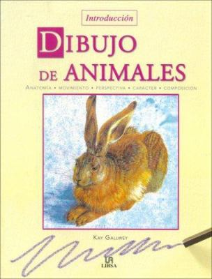 Dibujo de Animales - Introduccion 9788466212489