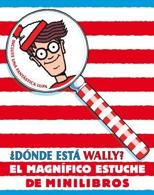 Donde Esta Wally? el Magnifico Estuche de Minilibros 9788466647083