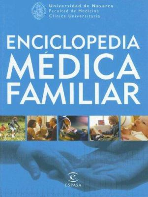 Enciclopedia Medica Familiar 9788467018660