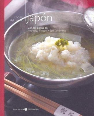 Japon - Cocinas del Mundo 9788460950578